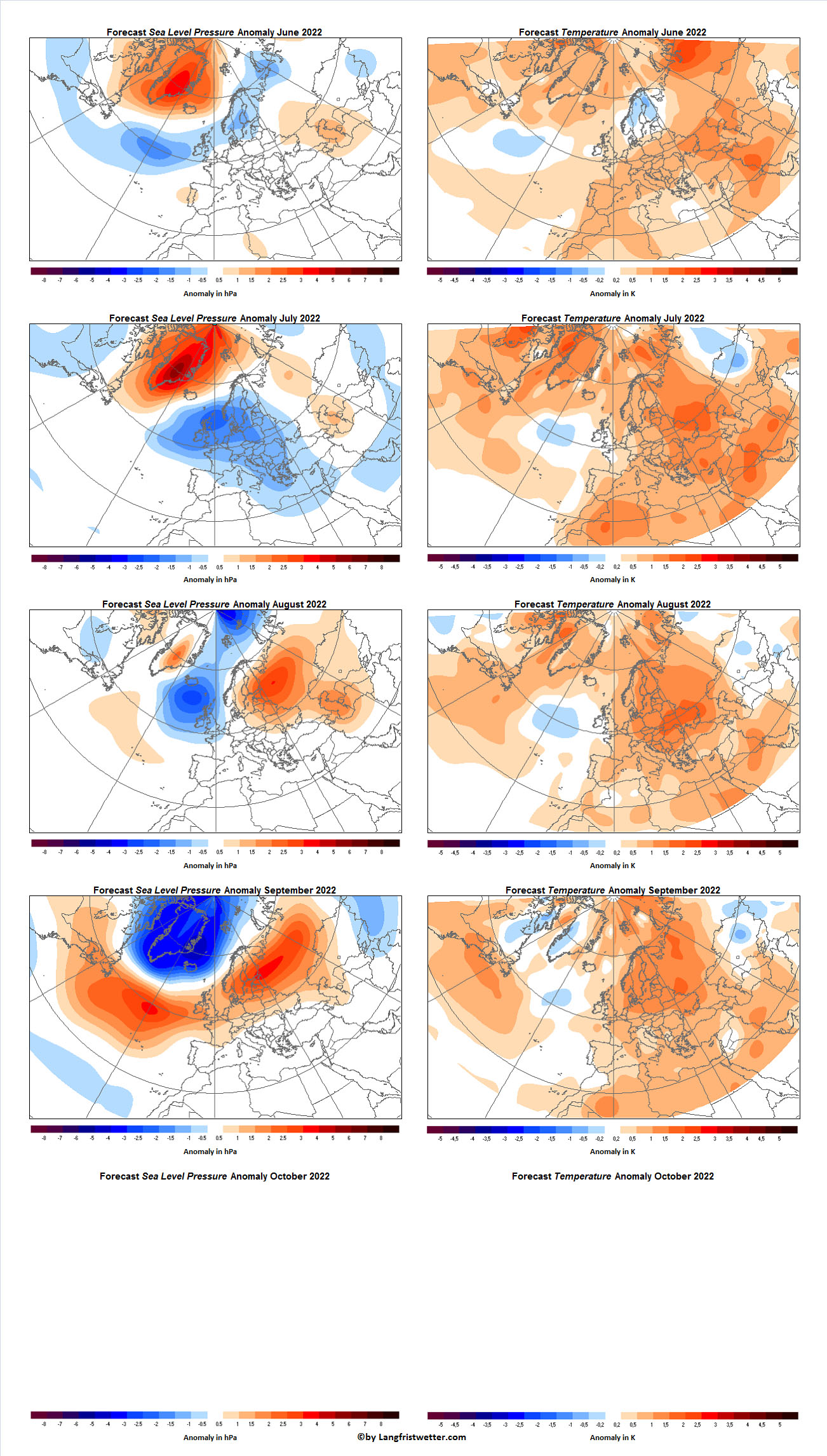 Winterprognose 2018 - Wetter Langfristprognose für